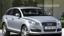 New Audi Q5 Artist Rendering