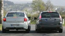 SPY PHOTOS: Saab 9-3 Next Generation
