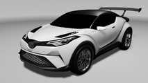 Toyota Gazoo Racing will take C-HR to the Nurburgring