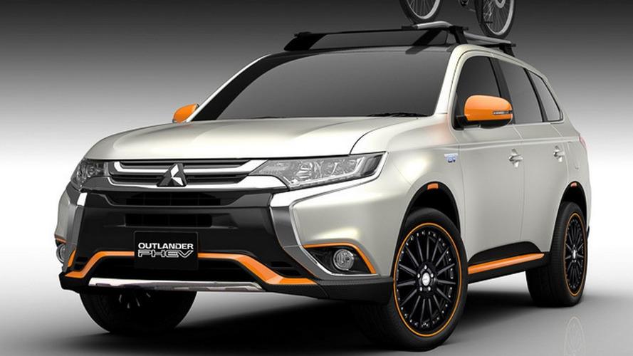 Mitsubishi prepares slightly rugged concepts for Tokyo Auto Salon
