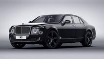 Bentley Mulsanne Speed Beluga Edition introduced