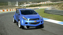 Chevrolet WTCC Ultra Concept Car at Estoril