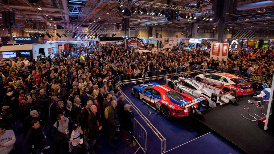 Live: Autosport International 2017 - Saturday