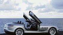 Mercedes-Benz SLR McLaren Roadster Revealed