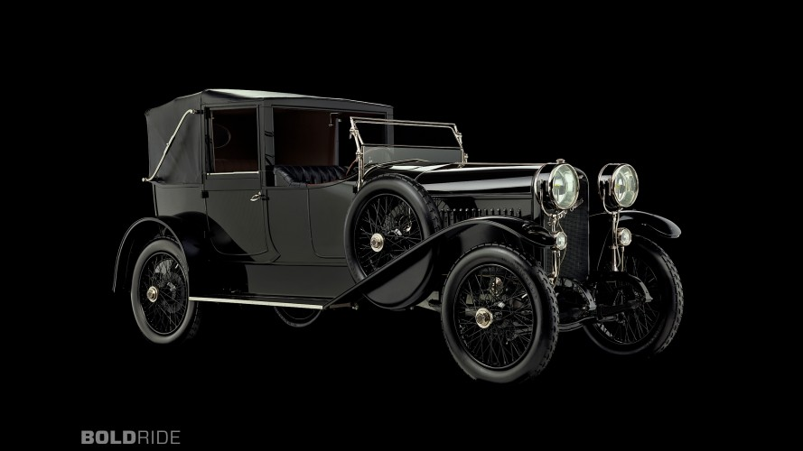 Hispano-Suiza Type 32 Collapsible Brougham