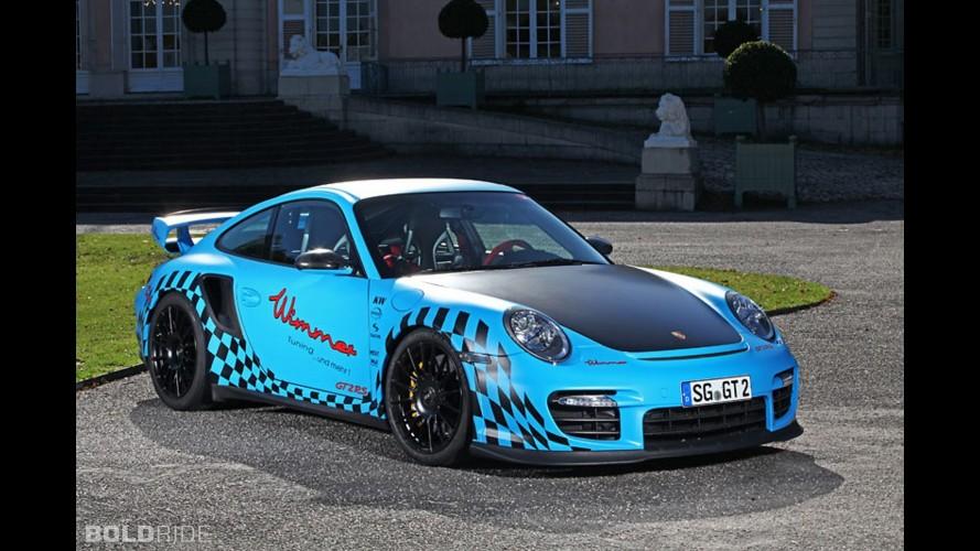 Wimmer RS  Porsche 911 GT2 RS