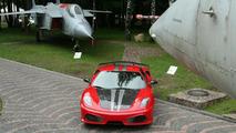 Status Design Studio SD SU35 tuning kit for Ferrari 430 announced