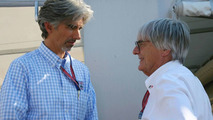 Hill to join Silverstone talks in Abu Dhabi