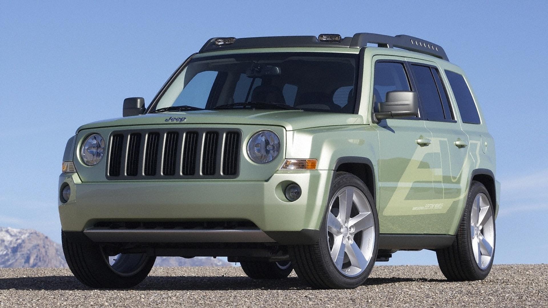 Jeep Patriot EV Revealed