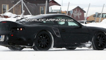 Porsche 911/998 Targa Spy Photo
