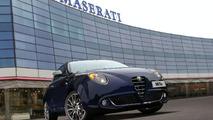 Exclusive Alfa Romeo MiTo Limited Edition for Maserati as Courtesy Car