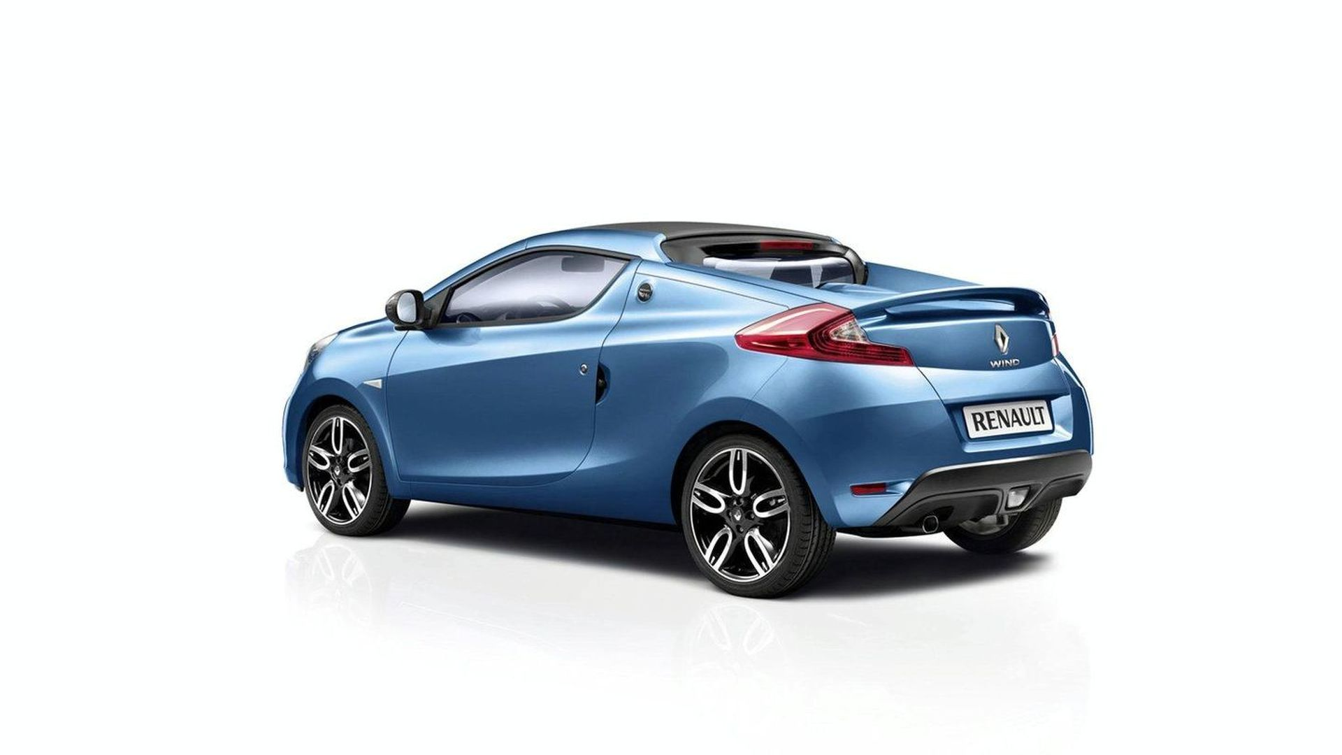 Renault Wind Coupe Convertible Breaks Cover