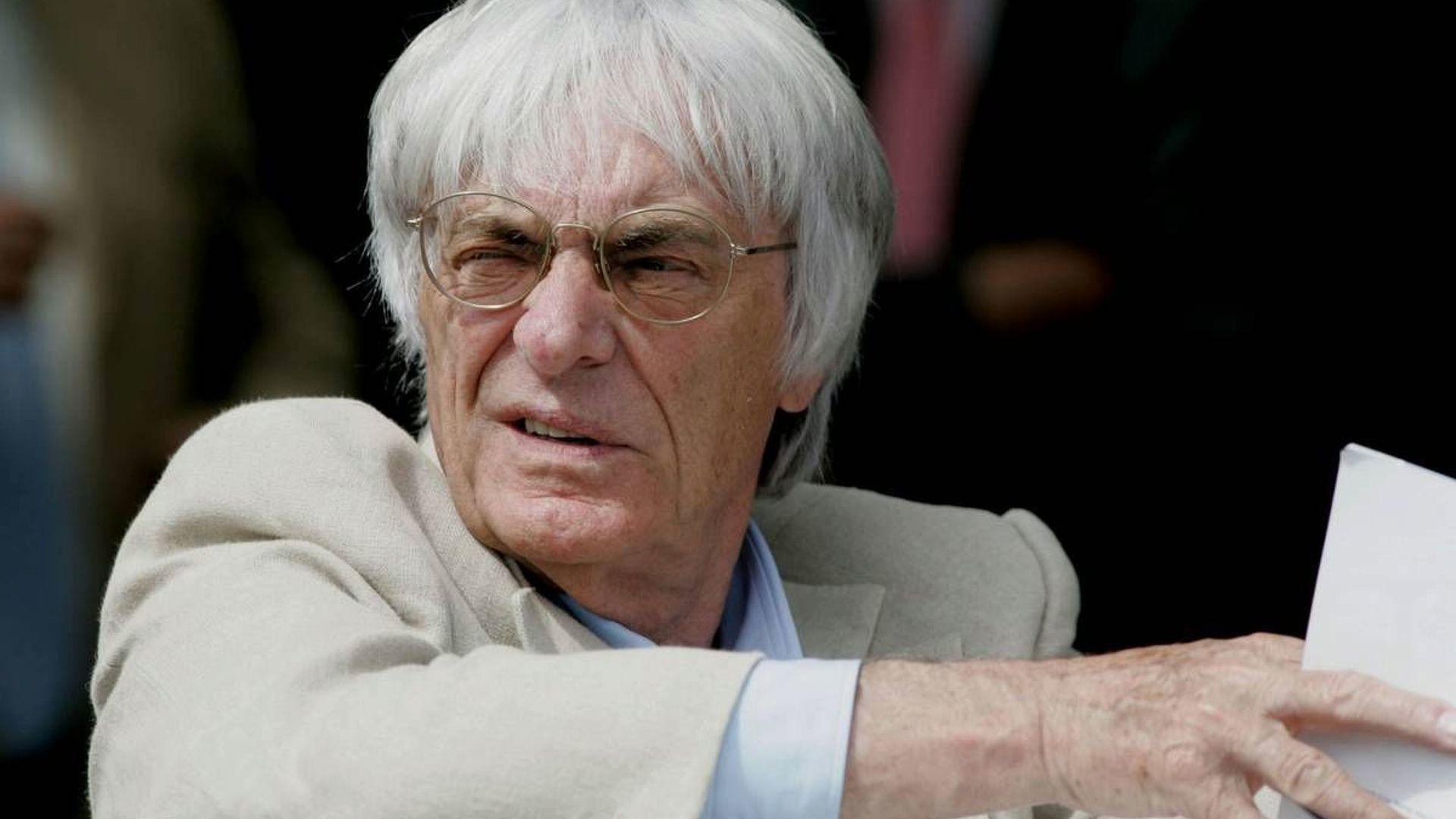 Spa must pay to keep hosting popular GP - Ecclestone