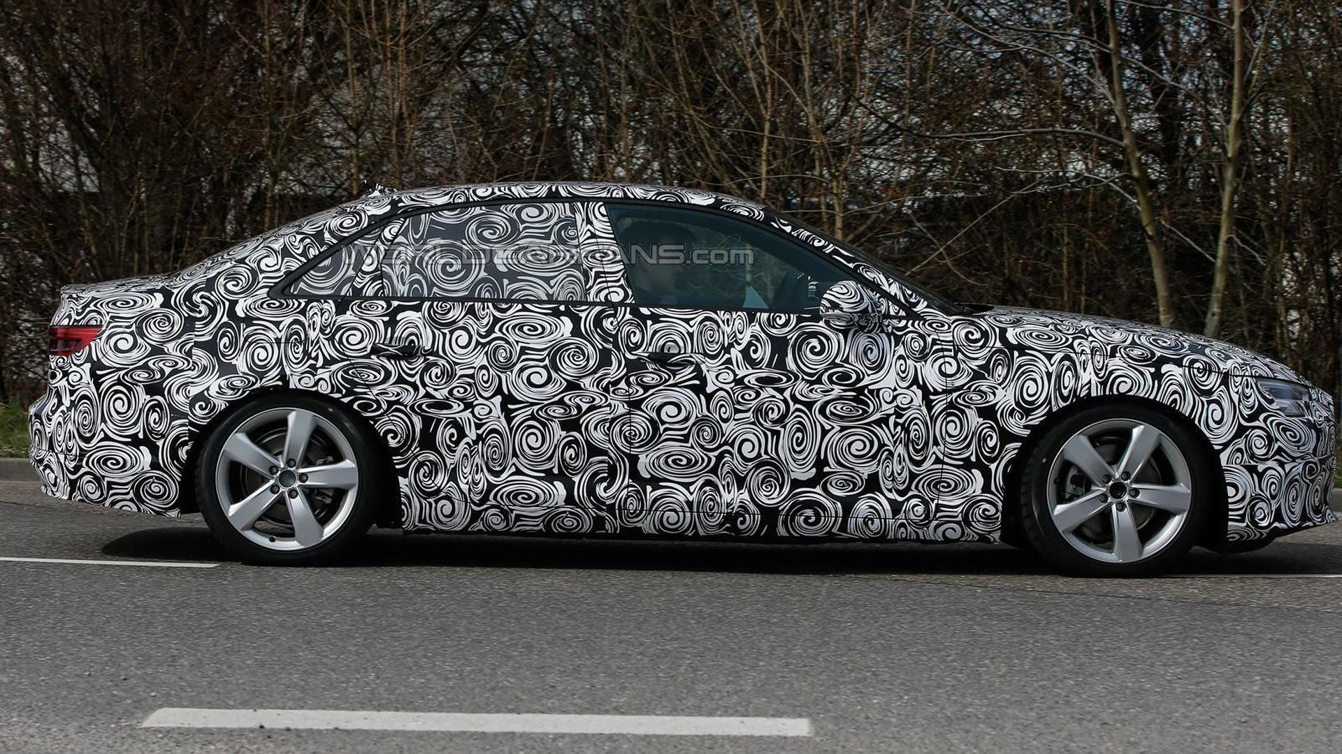 2016 Audi A4 spied undergoing final testing on the Nordschleife [video]
