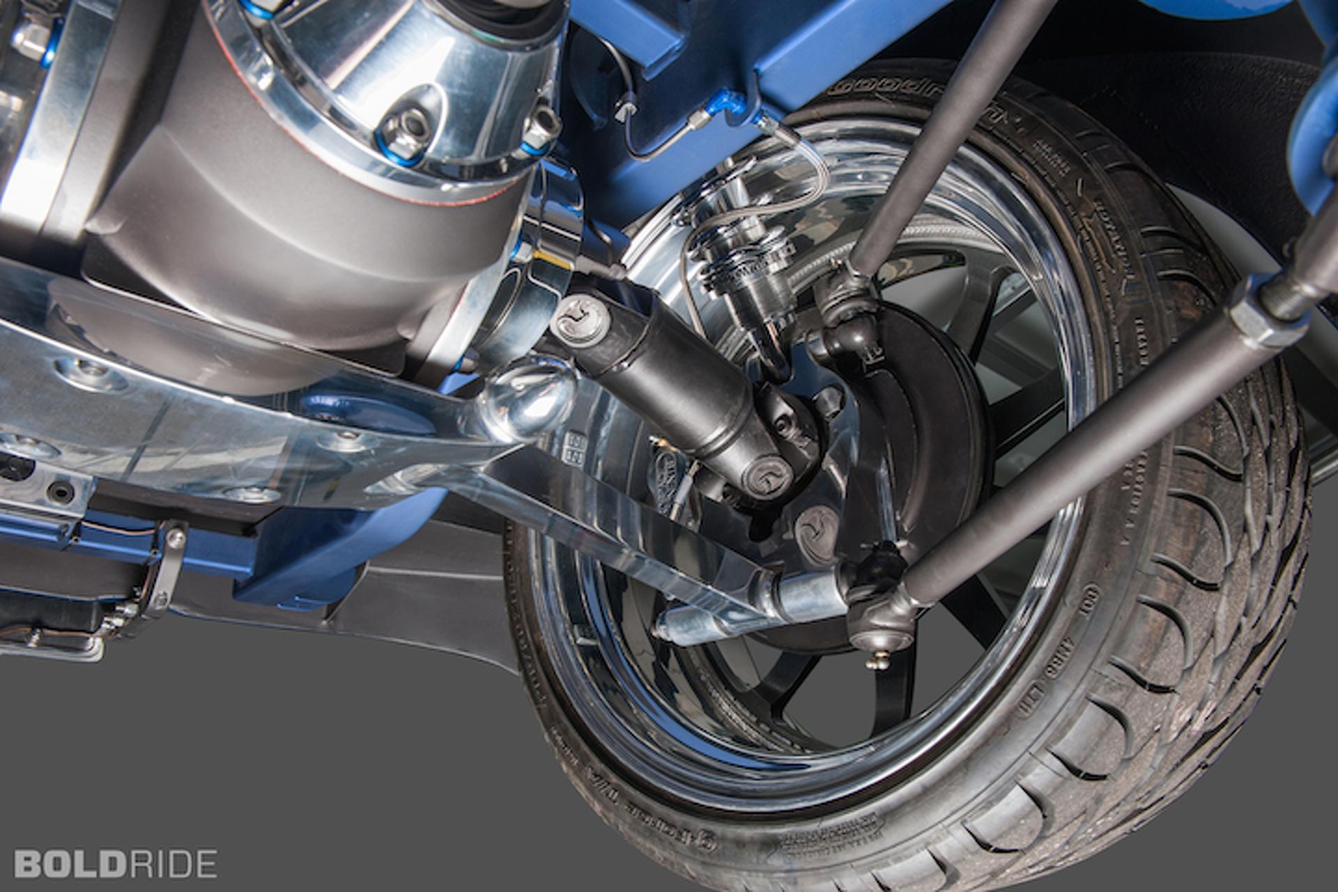 Stunning 650HP Viper-Powered Karmann Ghia Custom: Your Ride