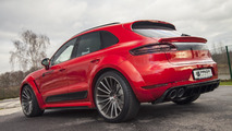 Porsche Macan by Prior Design