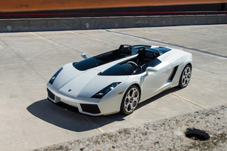 Rare Lamborghini Concept to Be Auctioned in New York