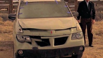 Pontiac Aztek more popular among millennial used car buyers thanks to Breaking Bad appearance