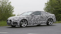 Audi RS5 Coupe spy photo