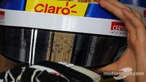 F1 delays visor tear-off ban until Monaco Grand Prix