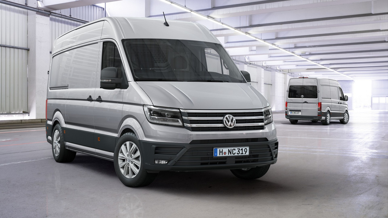 2017 Vw Crafter Photo Gallery Motor1 Com
