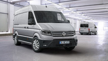 All-new VW Crafter revealed, built in Poland