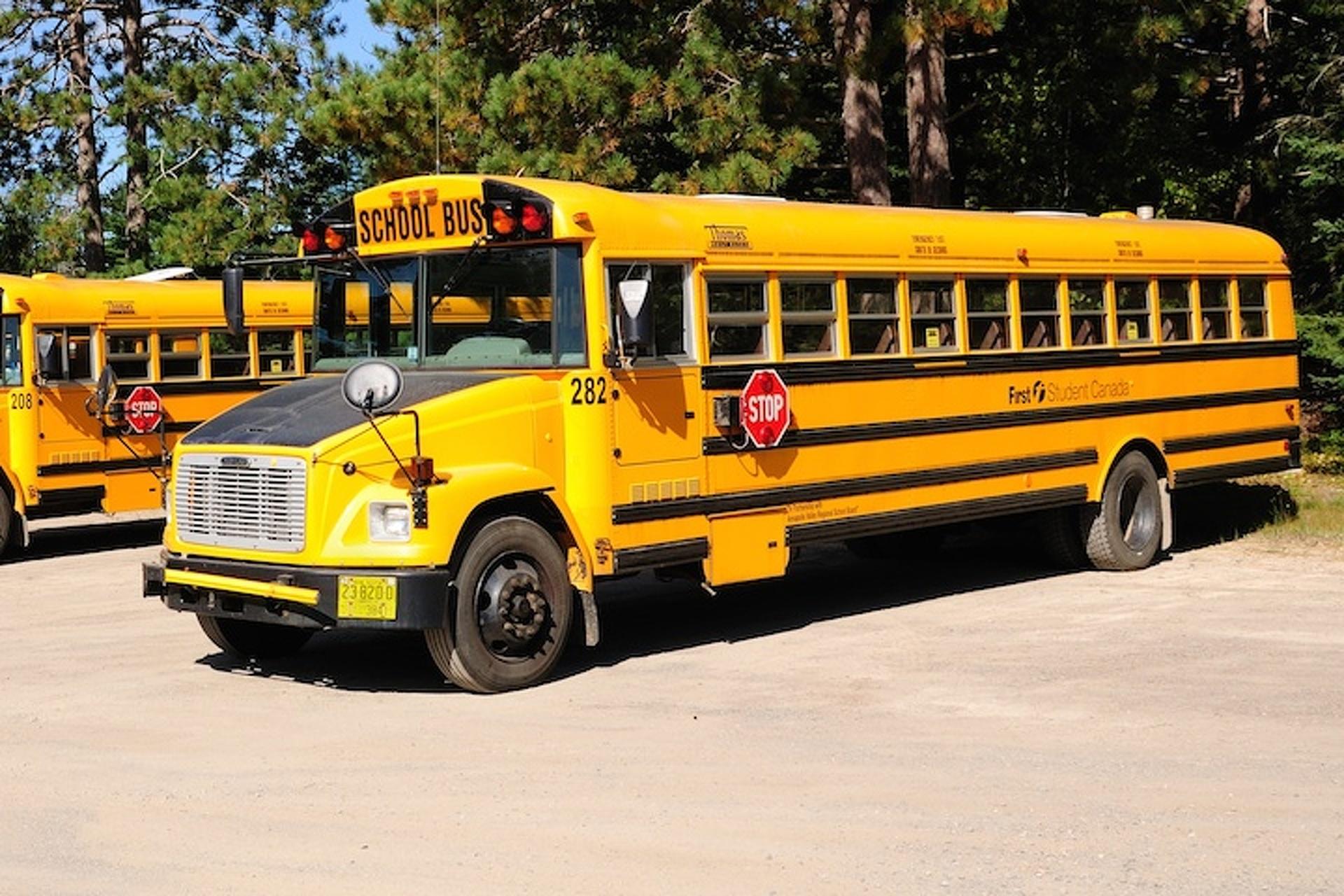 NTSB and NHTSA Disagree on School Bus Seat Belts
