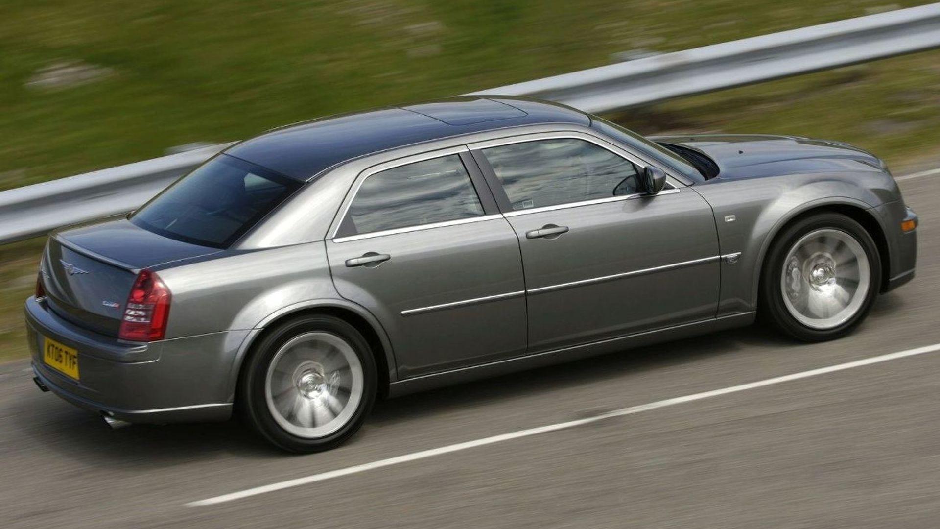 Chrysler 300C SRT Diesel on the way for Europe