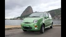 Mais caro: Chery QQ 2012 chega em breve com reajuste de preços