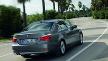 New BMW 5 Series Facelift