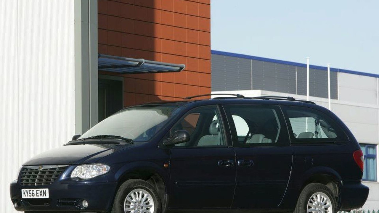Chrysler Grand Voyager Signature Edition