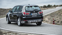 BMW X5 eDrive / plug-in hybrid prototype