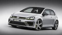 Extreme Volkswagen Golf R 400 concept revealed in Beijing