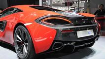 McLaren 540C at Auto Shanghai 2015