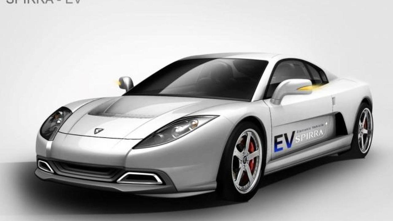 2014 Spirra (Euro-spec, electric version)