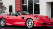 Panoz 25th Anniversary Edition Esperante Spyder new details and images released