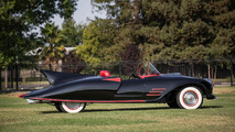 The original 1963 Batmobile grabs $137,000 at auction