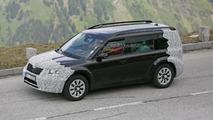 Skoda SUV to be called Kodiak?