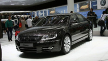 VW to finally drop the ridiculously expensive Phaeton