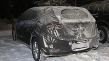 Kia cee'd facelift spied for the first time