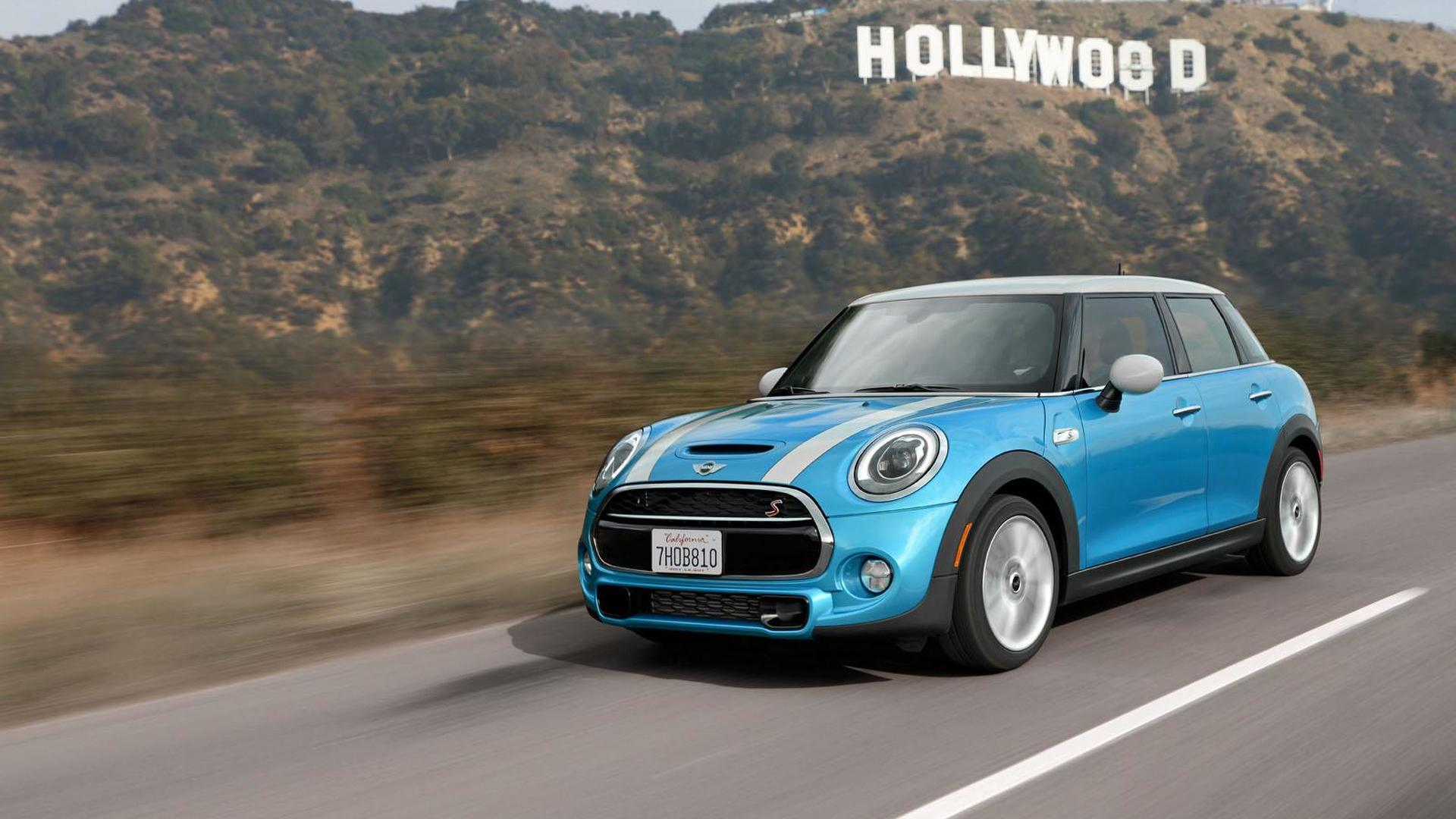 MINI details the US-spec Cooper five-door ahead of L.A. debut