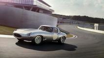 Jaguar  Lightweight E-Type prototype unveiled for Pebble Beach