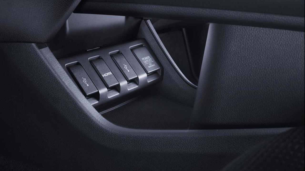 2015 Honda HR-V (Euro-spec)