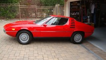 1971 Alfa Romeo Montreal eBay find leaves little to the imagination