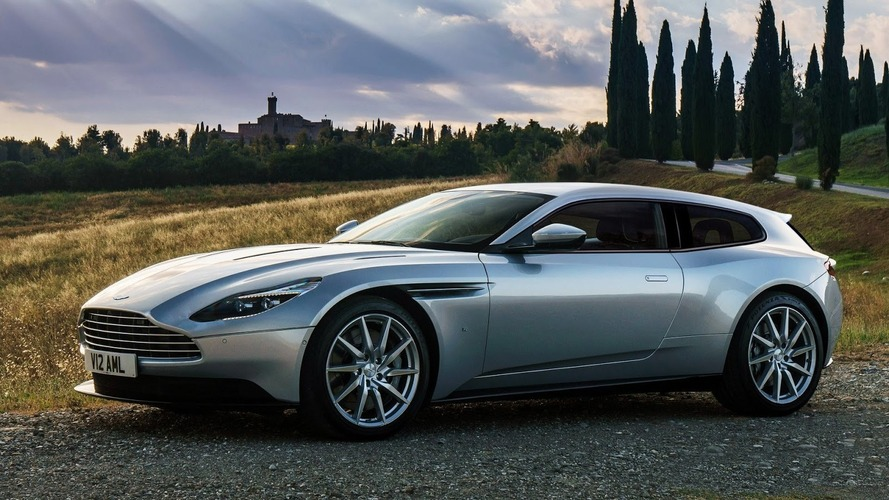 Aston Martin DB11 Shooting Brake would be sensational