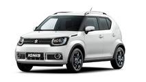 New Suzuki Ignis crossover set to debut in Paris