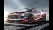 Audi R4 Concept by Rene Garcia