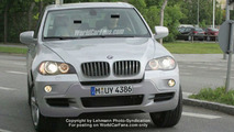 BMW X5 - computer altered