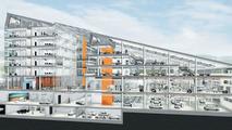 Audi electronics center