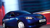 Mazda3 Sakata Special Edition Front